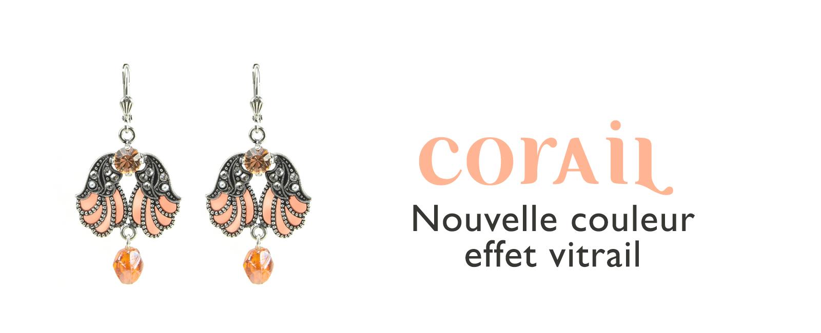 Nouvelle couleur corail